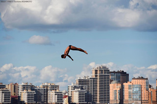 The Moment: Fina / Nikon gallery 2015 (High diving)   Flickr