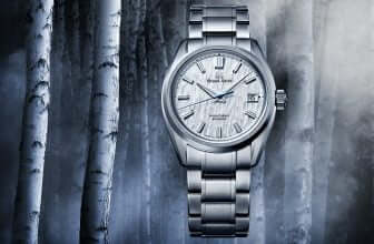 """HANDS-ON WITH THE GRAND SEIKO SLGH005 """"WHITE BIRCH"""""""