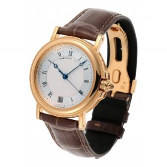 Breguet n other yellow gold watches