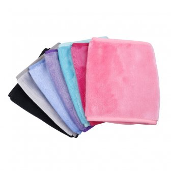 Microfiber Makeup Remover Reusable Makeup Towel Remover Wipes No Need Cleansing Oil...